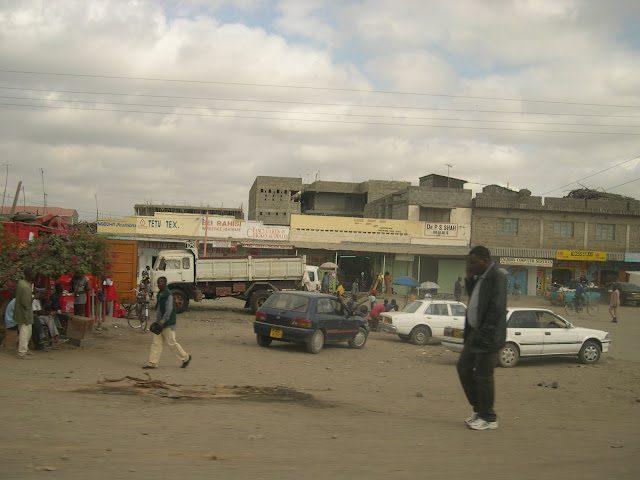Kenia-Tanzania-Poblado