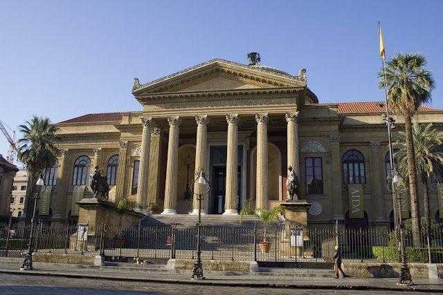 Palermo-Opera
