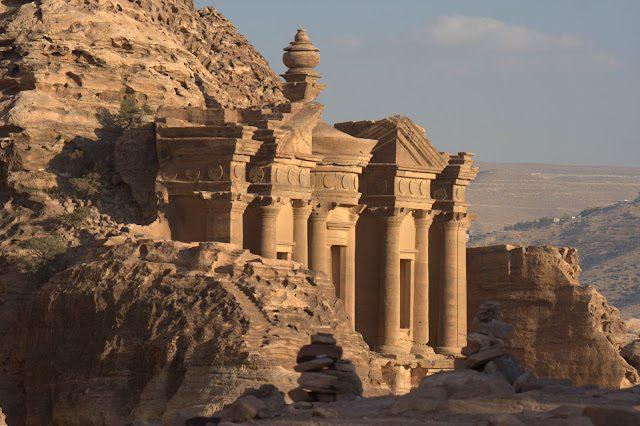 Petra-Monasterio