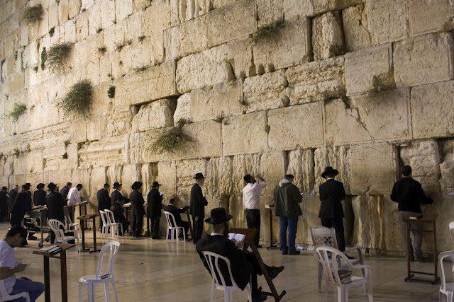 Jerusalen-MuroLamentaciones