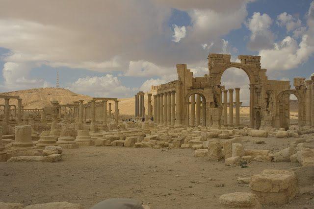 Palmira RuinasRomanas