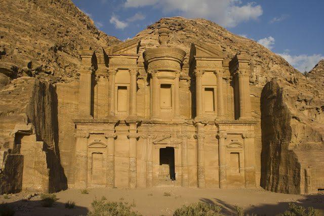 JordaniaPetra-Monasterio