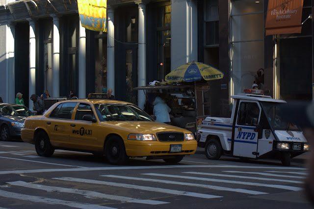 NuevaYork-Taxi