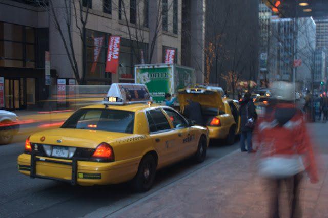 NuevaYork-Taxis