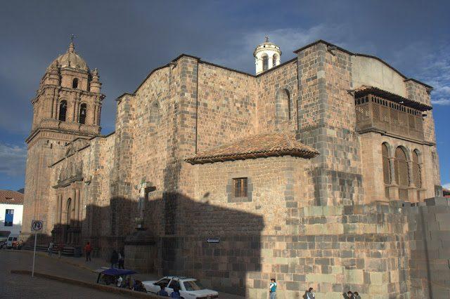 Cuzco-Qoricancha Koricancha