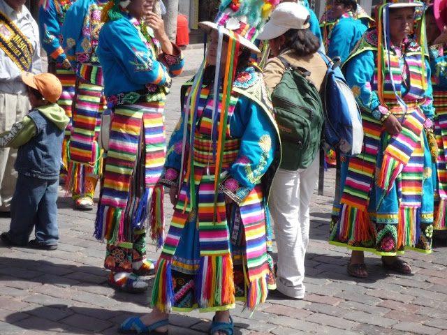 Cuzco-Desfile
