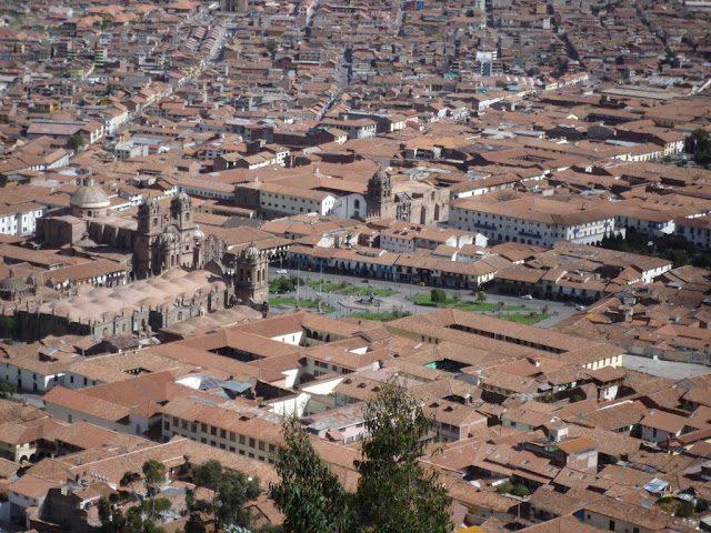 Cuzco-Tejados