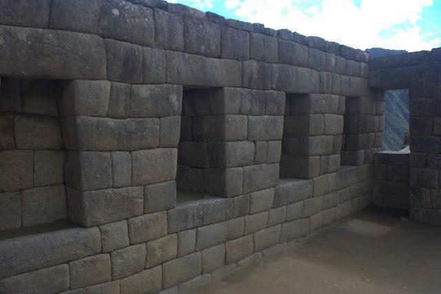 Peru Machu Picchu Arquitectura Inca Imperial
