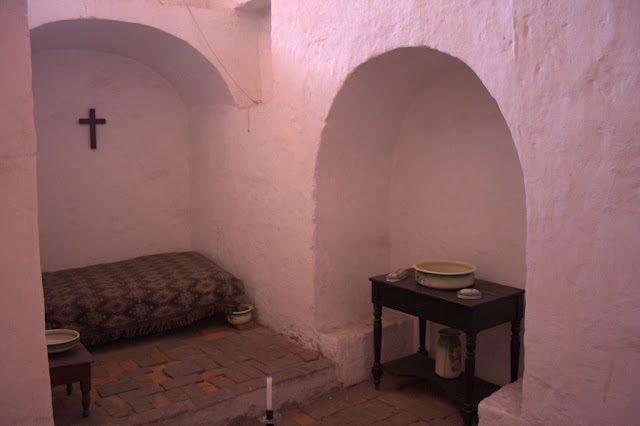 Arequipa-ConventoSantaCatalinaCelda