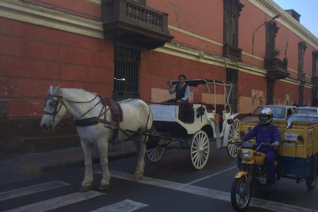 Lima-CocheCaballo