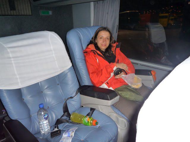Puno-AutobusCama Arequipa