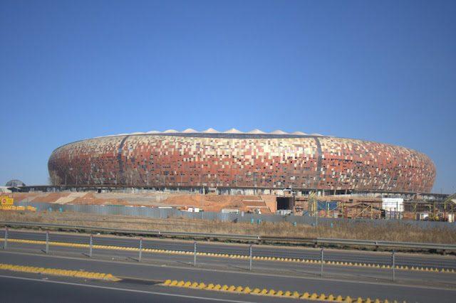 Johanesburgo-Estadio