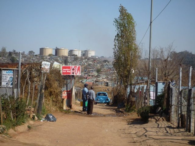Johanesburgo-Soweto