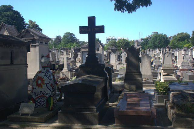 Paris-CementerioMontparnasse