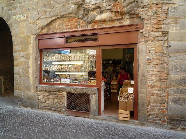 Bergamo-Tienda