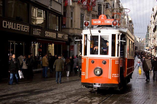 Estambul-TranviaGalata