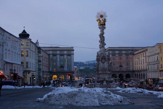 Linz-Hauptplatz