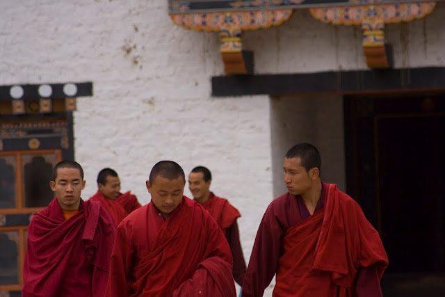Butan-SimtokhaDzong