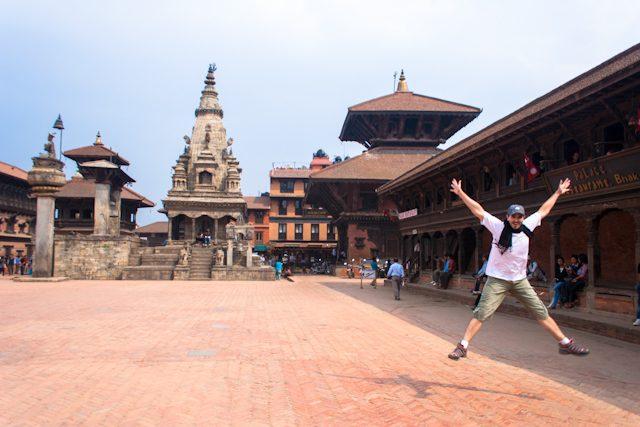 Nepal Katmandu Bhaktapur Salto