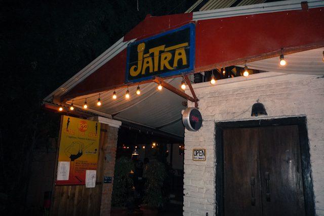 Nepal Katmandu Restaurante Jatra