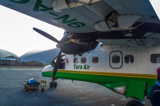 Nepal Jomsom Tara Air