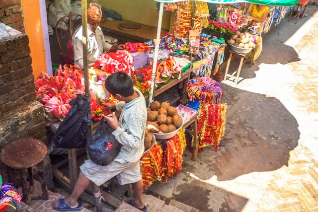 Nepal Manakamana Tiendas
