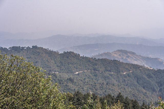 Nepal Nagarkot Nubes