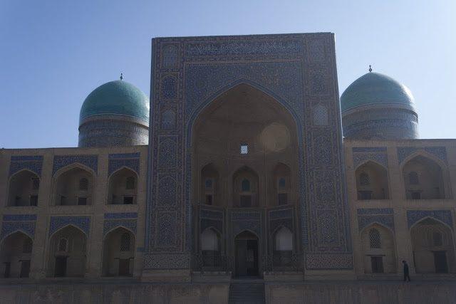 Bujara-MezquitaNir-i-Arab
