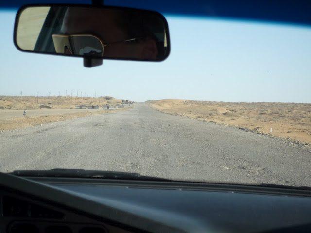 Uzbekistan-Desierto