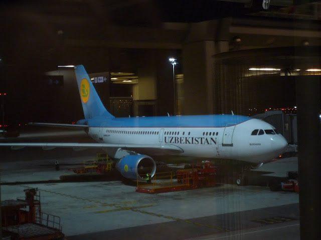 UzbekistanAirways