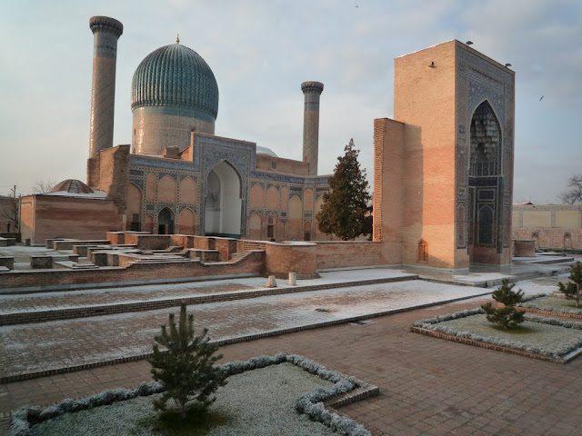 Samarcanda-Gur-e-Amir