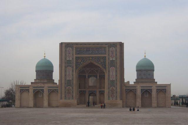 Taskent-KhastImon