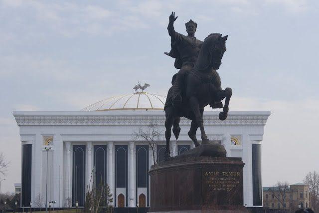 Taskent-Tamerlan