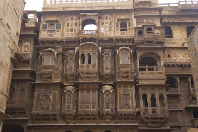 Jaisalmer-Patwon Ki Haveli