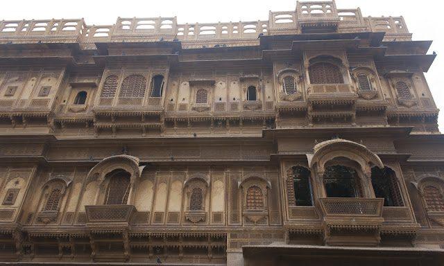 Jaisalmer-Haveli
