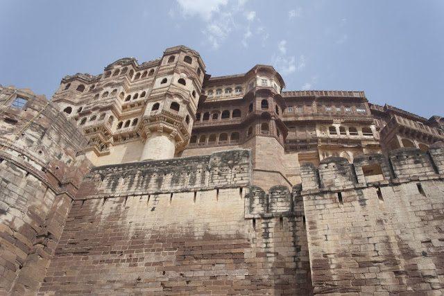 Jodhpur-FuerteMehrangarh