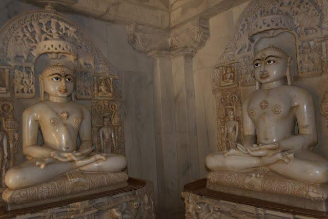 Ranakpur-Templo Imagenes Tirthankara