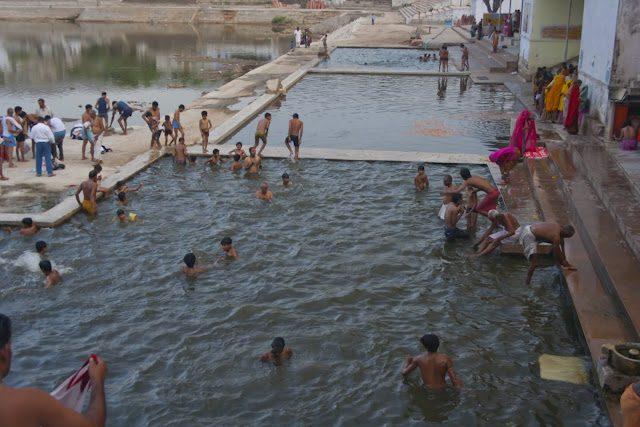 Pushkar-GhatSagrado
