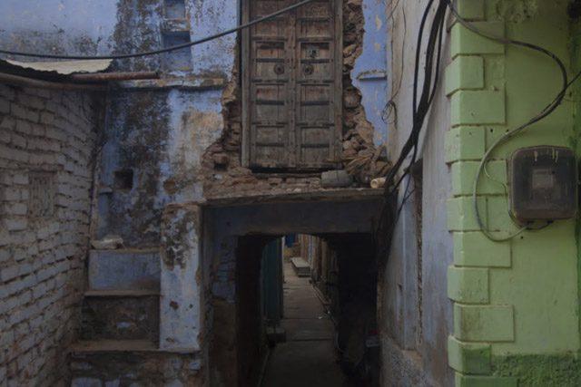 Pushkar-Calles