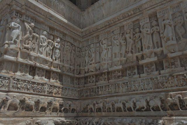 Udaipur-Templo Jagdish Jainismo