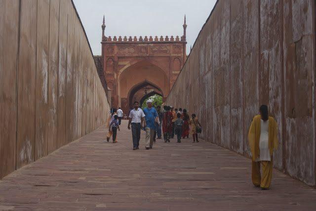 Agra-FuerteRojo
