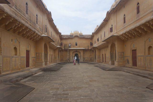 Jaipur-FuerteNahargarh