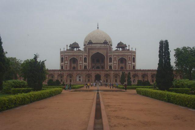 Delhi-TumbaHumayun
