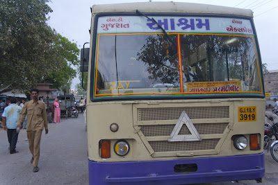 India-Autobus