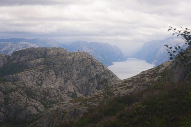 Stavanger-Lysenfjord