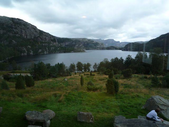 Stavanger-Preikestolhytta