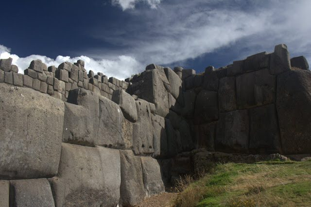 Peru-Sacsayhuaman