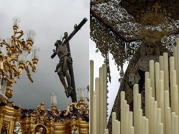 Sevilla Semana Santa Hermandad Cachorro Paso