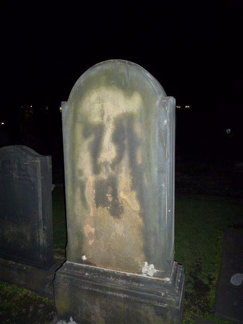Reino Unido Escocia Edimburgo Cementerio Old Calton Tumba David Alan
