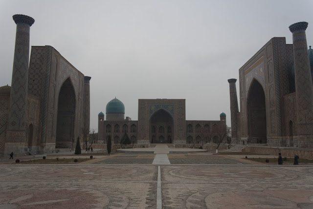 Uzbekistan-PlazaRegistan